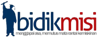 SOSIALISASI PROGRAM BIDIKMISI 2016